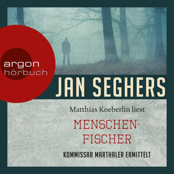 Menschenfischer (Gekürzte Lesung) von Jan Seghers