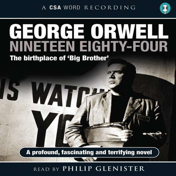 Nineteen Eighty-Four (Abridged) von George Orwell