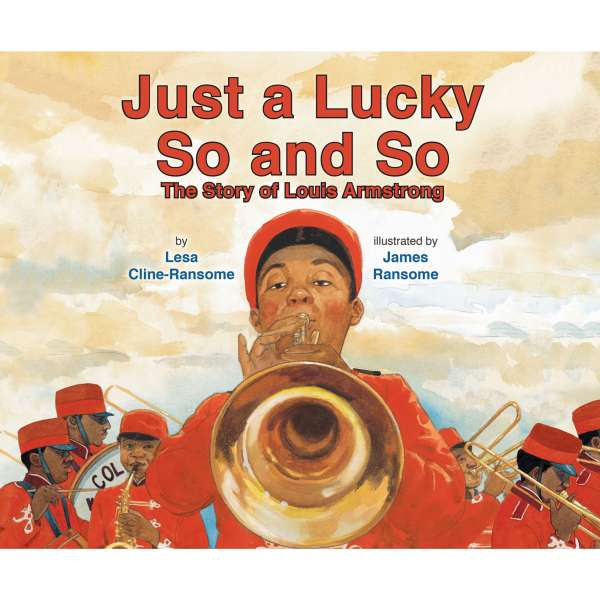 Just a Lucky So and So (Unabridged) von Lesa Cline-Ransome