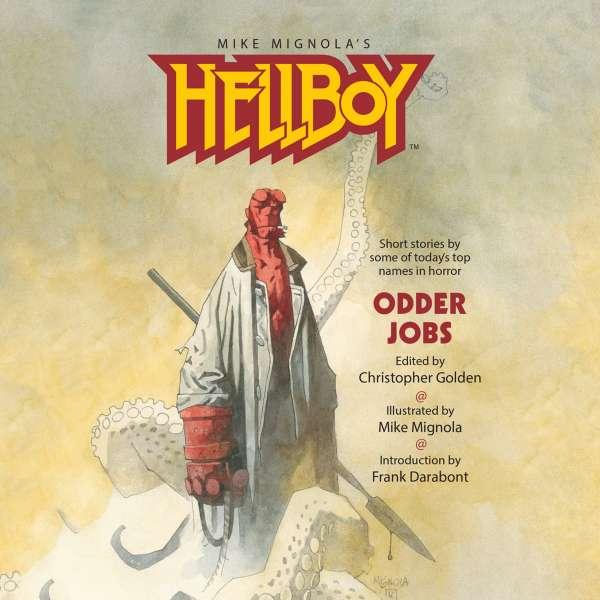 Hellboy: Odder Jobs (Unabridged) von Frank Darabont