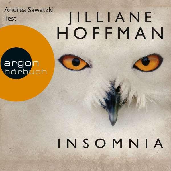 Insomnia (Gekürzte Lesung) von Jilliane Hoffman